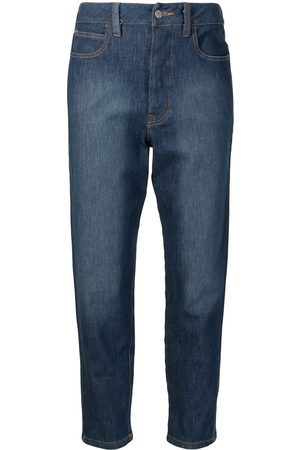 MANNING CARTELL Damen Tapered - Authentic Fades Jeans