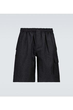 GR10K Shorts Broodcloth Utility aus Wolle