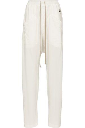 Rick Owens DRKSHDW Hose aus Baumwolle