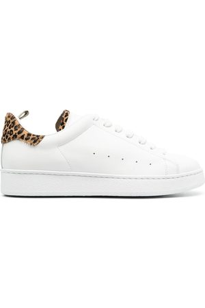 Officine creative Sneakers mit Leopardenmuster