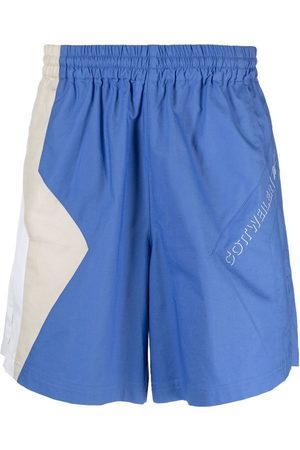 Reebok Kurze Hosen - Colour-block track shorts