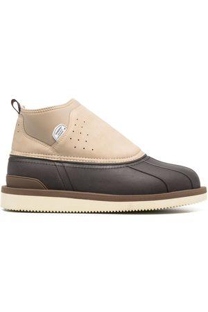 SUICOKE Damen Stiefeletten - Two-tone ankle boots