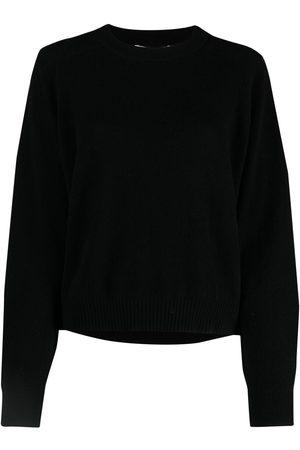 tibi Damen Strickpullover - Pullover mit Cut-Out