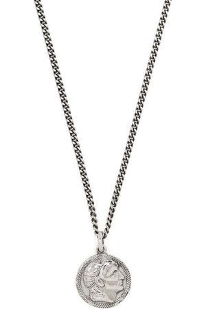EMANUELE BICOCCHI Halsketten - Ceasar coin pendant necklace