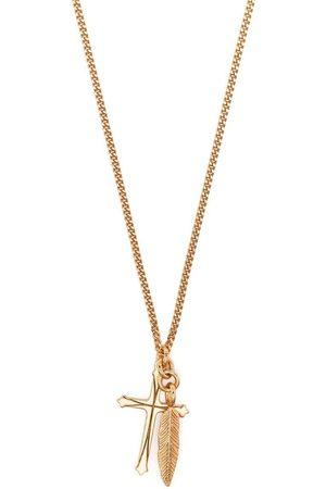 EMANUELE BICOCCHI Halsketten - Feather-pendant necklace