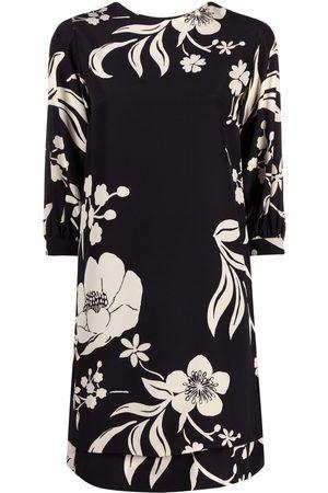 ERMANNO SCERVINO Damen Freizeitkleider - Etuikleid mit Blumen-Print
