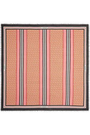 Burberry Schal mit Icon-Streifen