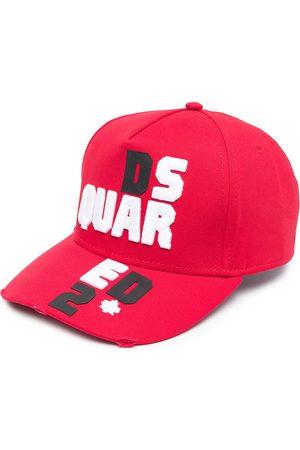 Dsquared2 Herren Hüte - Baseballkappe mit Logo-Stickerei