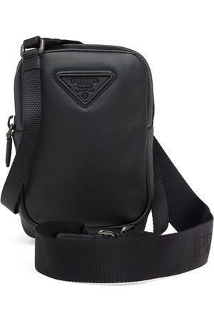Prada Smartphone-Tasche mit Logo-Schild