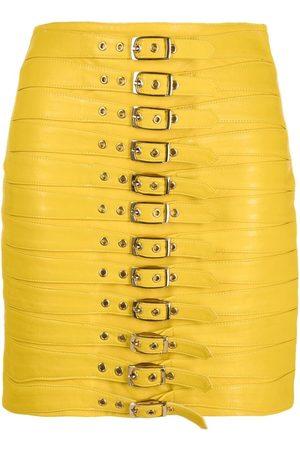 Manokhi Damen Lederröcke - Rock aus Leder