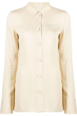 Jil Sander Button-up shirt - Nude