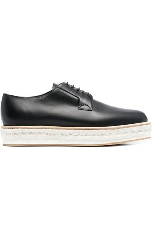 Church's Damen Schnürschuhe - Shannon platform derby shoes