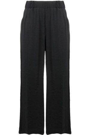 FAY Damen Capris - High-waisted cropped trousers