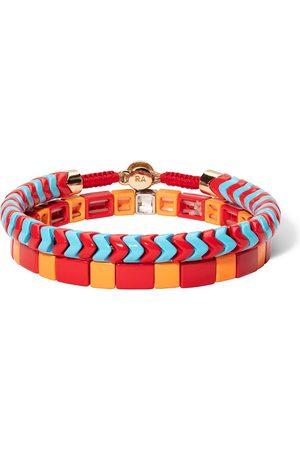 Roxanne Assoulin Not Shy Set aus zwei Armbändern