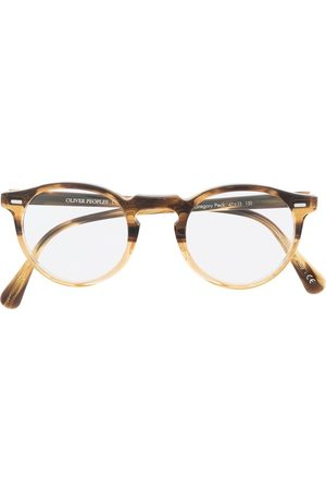Oliver Peoples Accessoires - Gregory Peck round glasses