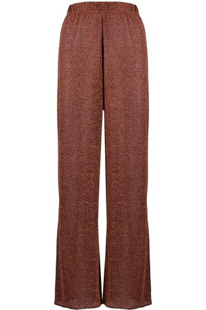 Oseree Damen Leggings & Treggings - Hose mit weitem Bein