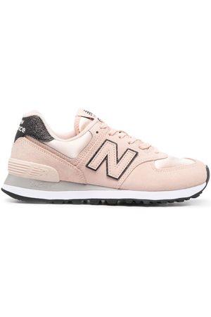 New Balance Klassische Sneakers - Nude