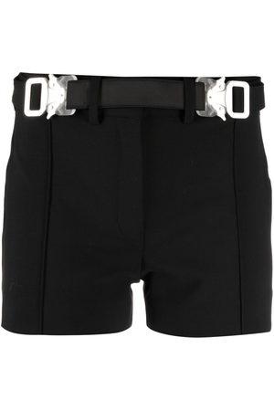 1017 ALYX 9SM Damen Shorts - Belted mini shorts