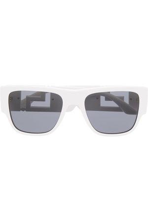 VERSACE Eckige Greca Sonnenbrille