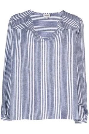 Woolrich Stripe print tunic