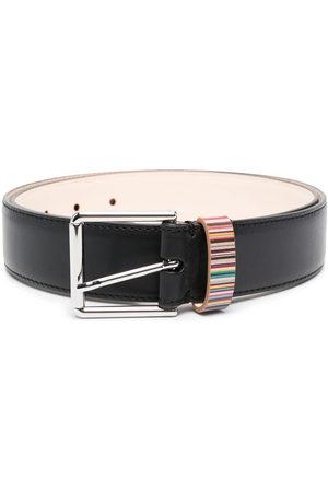 Paul Smith Herren Gürtel - Stripe trim belt