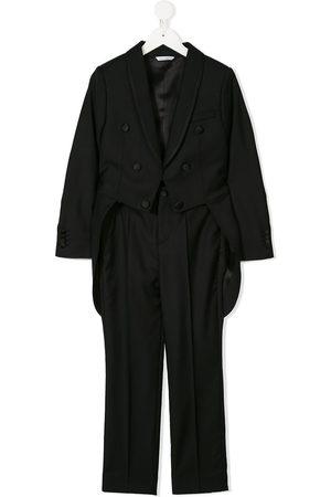 Dolce & Gabbana Kids Doppelreihiger Anzug