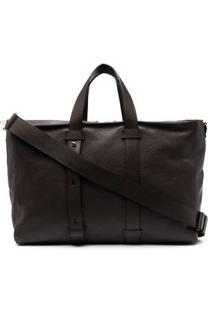 Orciani Herren Handtaschen - Micron leather tote bag