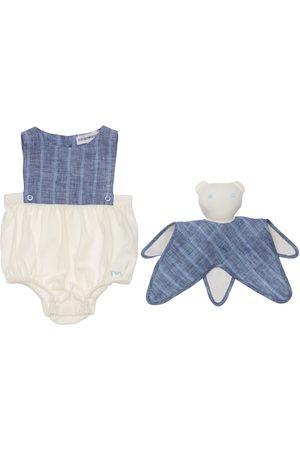 Emporio Armani Body Und Spielzeug Aus Baumwolle