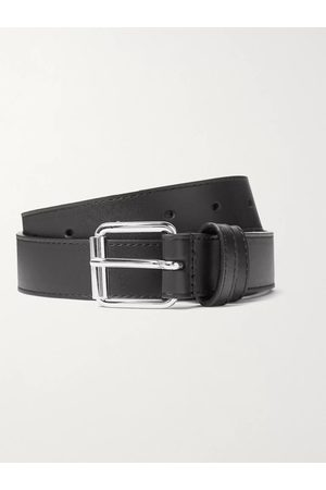 Comme des Garçons Herren Gürtel - 3cm Leather Belt