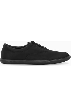 Prada Black slip-on sneakers