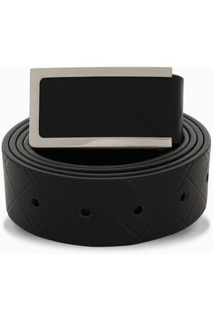 Bottega Veneta Rectangular buckle belt