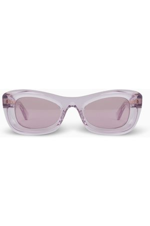 Bottega Veneta Violet cat-eye sunglasses
