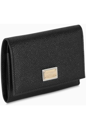 Dolce & Gabbana Black small Dauphine wallet