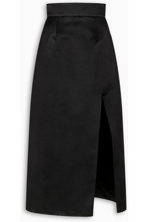 Miu Miu Silk pencil skirt