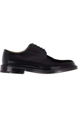 Church's Black Shannon derby shoes