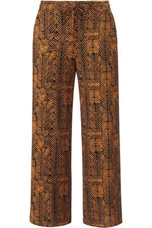 Green Cotton Damen Hosen & Jeans - Knöchellange Hose