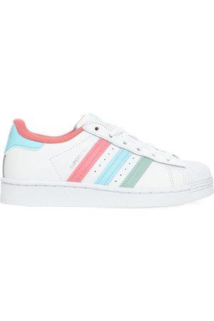 "adidas Sneakers Aus Leder ""superstar"""
