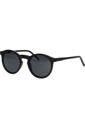 Glassy Apollo Premium Polarized Matte Black Sunglasses