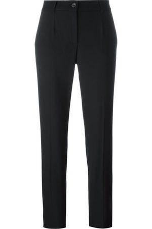 Dolce & Gabbana Damen Slim & Skinny Hosen - Hose mit schmaler Passform