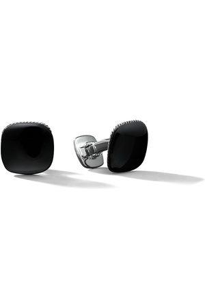 David Yurman Herren Manschettenknöpfe - Streamline black onyx cufflinks - SSBBO
