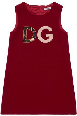 Dolce & Gabbana Mädchen Kleider - Stretch-cady-kleid