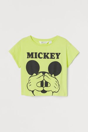 H&M Mädchen T-Shirts - Jerseyshirt mit Druck