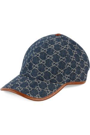 Gucci Herren Caps - Baseballkappe aus GG Denim