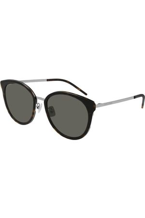 YSL Sonnenbrillen - Sonnenbrille - SL-446/F-SLIM-002-55