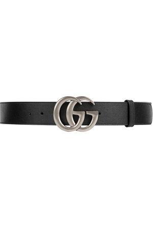 Gucci Herren Gürtel - Gürtel mit GG Schnalle