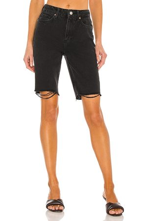 Paige Robbie High Rise Short in . Size 24, 25, 26, 27, 28, 29, 30.