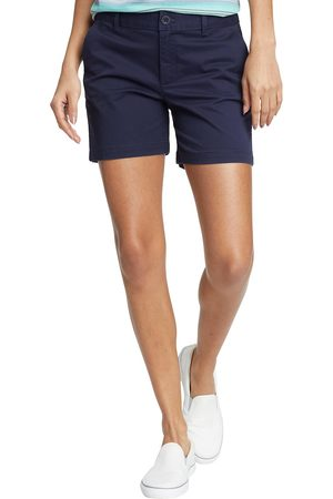 Eddie Bauer Damen Shorts - Legend Wash Willit Shorts - Slightly Curvy Damen Gr. 4
