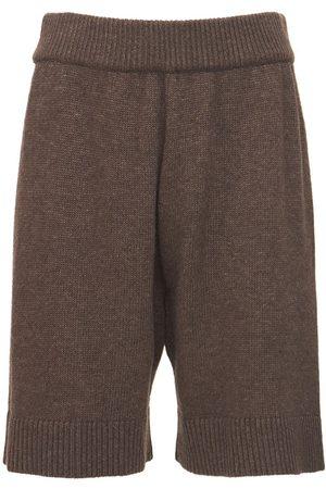 """The Frankie Shop Lounge-shorts Aus Wollmischstrick """"juno"""""""