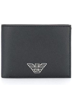 Emporio Armani Damen Geldbörsen & Etuis - Portemonnaie mit Logo-Schild