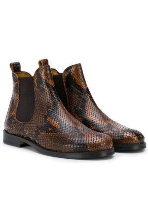 GALLUCCI Gummistiefel - Klassische Chelsea-Boots